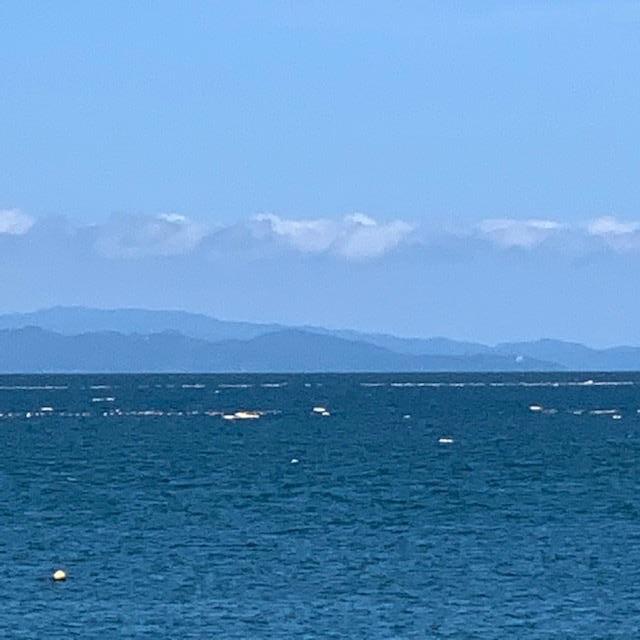 富山湾能登半島