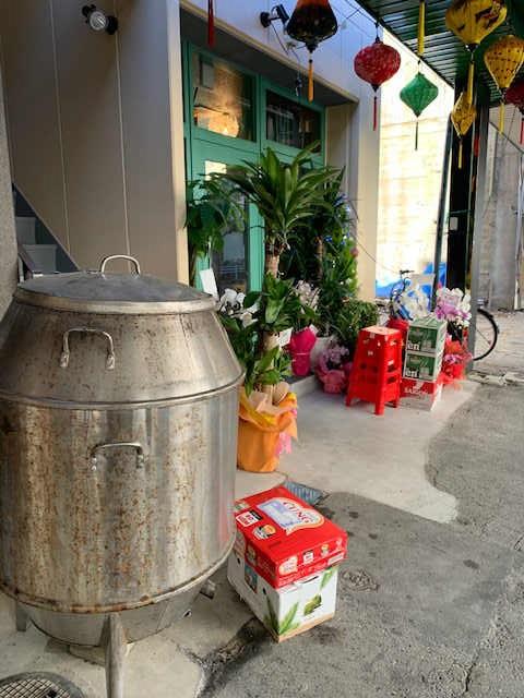 ベトナムハウス窯